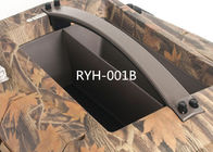 Camouflage Color Two Way Wireless Remote Control GPS Bait Boat - Upgraded Edition Of RYH-001B